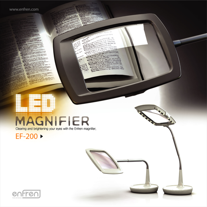 Ef 200 led magnifier desk lamp ef 200 led magnifier desk lamp catalogue aloadofball Gallery
